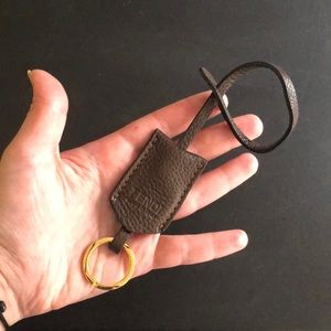 NWOT Fendi Strap Keychain